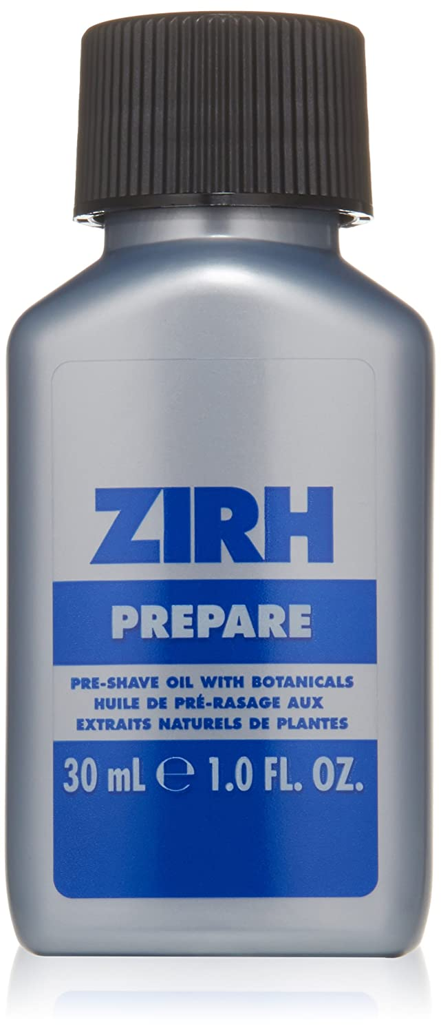 Zirh International - Prepare (Botanical Pre-Shave Oil) 30ml/1oz HealthCenter 400045