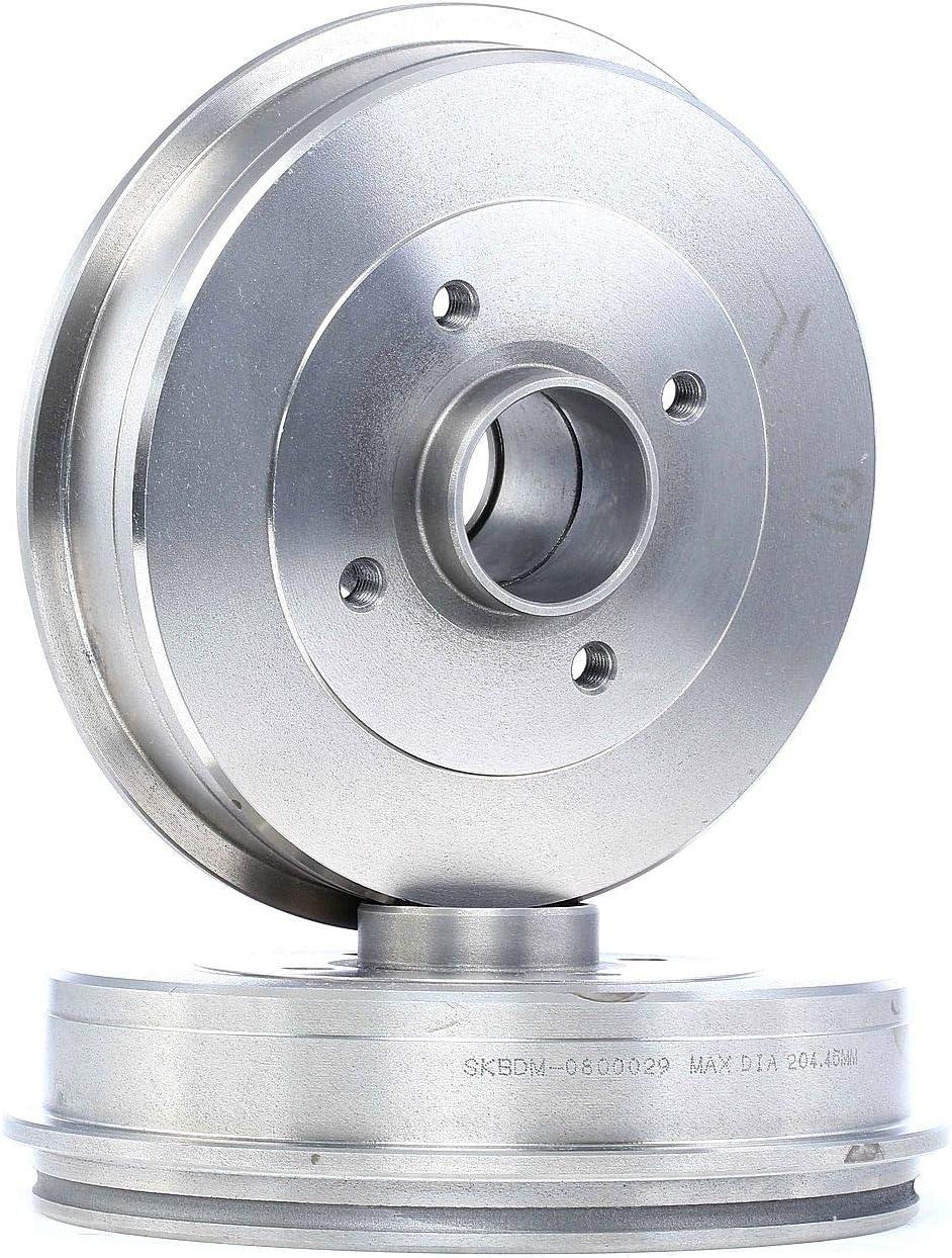 STARK SKBDM-0800029 Bremstrommel Hinten x2