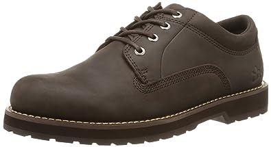 Stuart - Chaussures À Lacets Pour Les Hommes / Tbs Noir lIUa1n