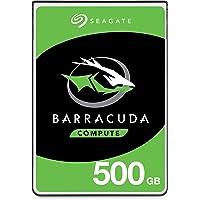 HD Interno, Barracuda Compute HDD 2.5, 500 GB, ST500LM030, Seagate, HD interno, Prata