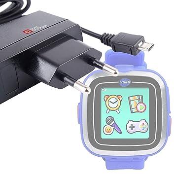 DURAGADGET Chargeur Secteur de première qualité pour montre connectée Vtech Kidizoom Smart Watch et Smart Watch