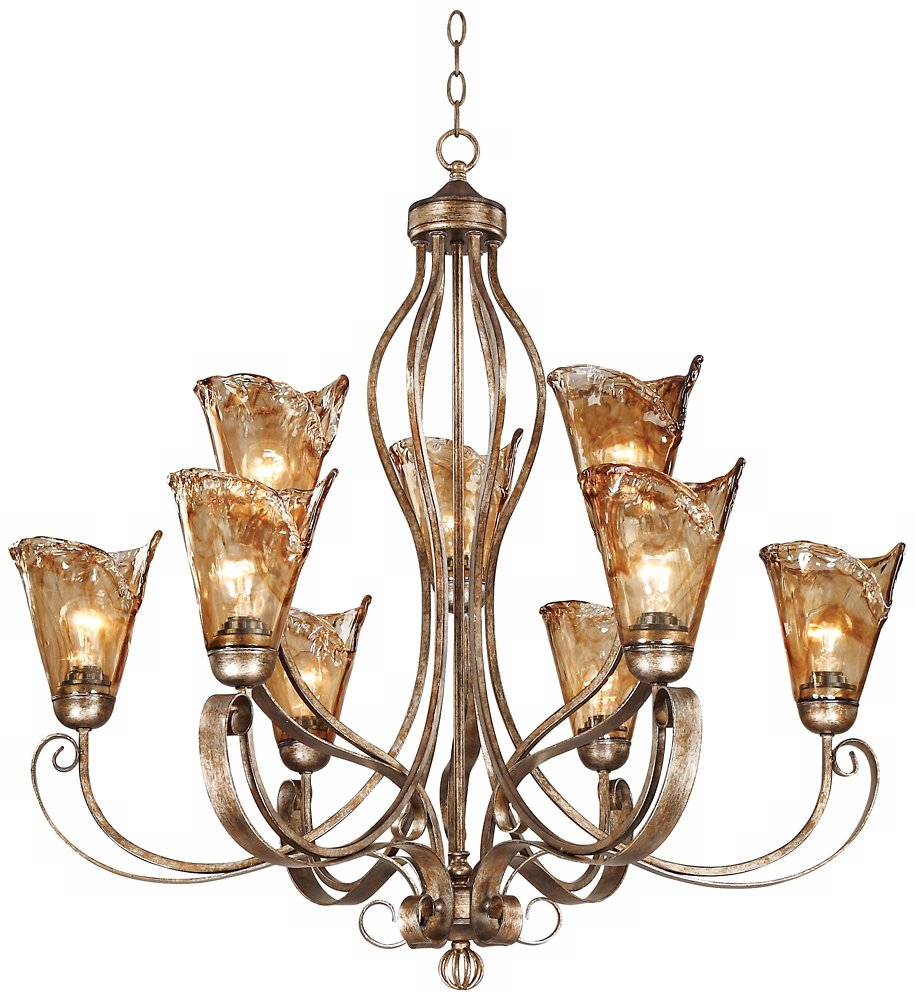 Amber Chandeliers Images Home And Lighting Design