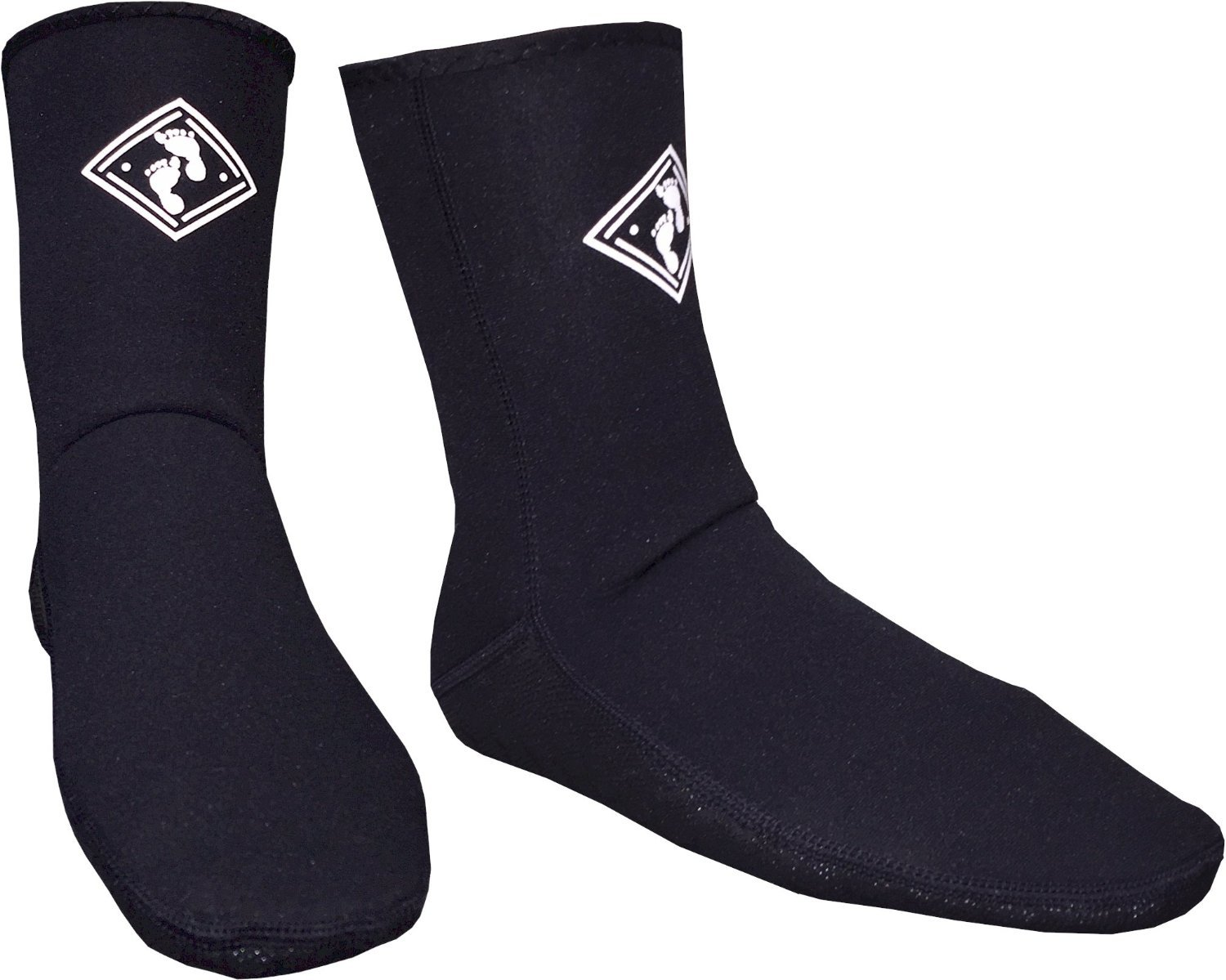 6e5bb55660 Mikes Diving NEOPRENE wetsuit SOCKS For use with boots dive surf sailing  etc  Amazon.co.uk  Sports   Outdoors