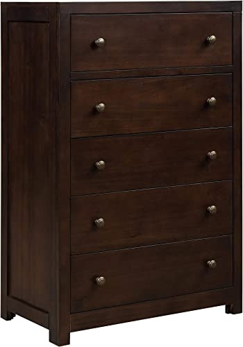 Knocbel Contemporary 5-Drawer Chest