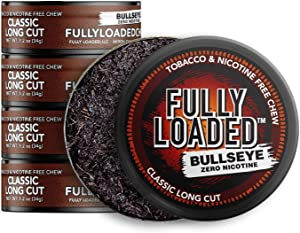 Fully Loaded Chew - 5 Packs - Tobacco and Nicotine Free Classic Flavored Chew