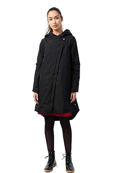 Skunkfunk Baxa Women Jacket, Abrigo para Mujer: Amazon.es: Ropa y accesorios