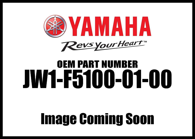 Yamaha JW1-F5100-01-00; WHEEL ASSY (18X8.5; JW1F51000100