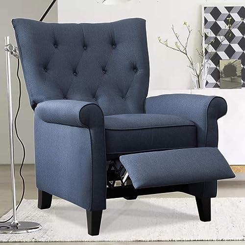 IOMOR Recliner Elizabeth Accent Chair