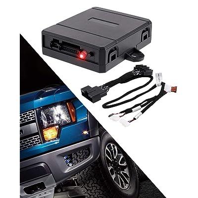 F150 Remote Start Kit F250 F350 Remote Starter, Fits Key Start and Push to Start: Automotive