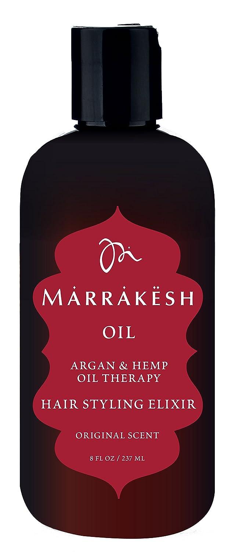 Marrakesh Marrakesh Oil Hair Styling Elixir, 8 Ounce MK008