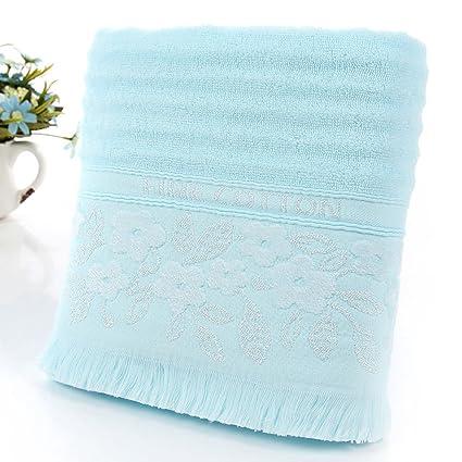 "Premium algodón borlas suave toallas de baño de flores decorativo toallas para baño 28 """
