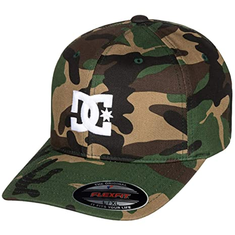 DC Shoes Cap Star 2 - Flexfit Cap - Gorra Flexfit - Hombre ba2205465d9