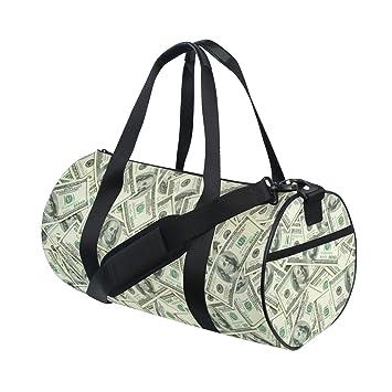 Amazon.com: naanle dinero American billete de cien dólares ...