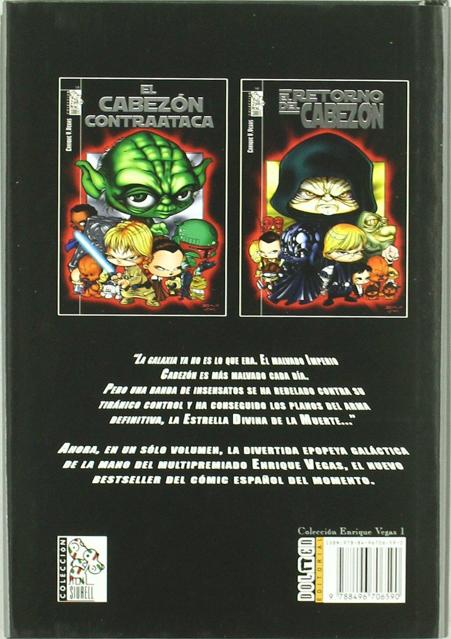 Los Cabezones de las Galaxias: Enrique V. (1967-)  Vegas ...