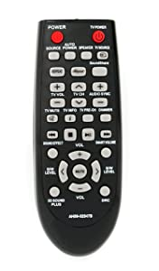 New AH59-02547B Replace Remote fit for Samsung HW-F450/ZA HW-F450 PS-WF450 AH68-02644D-00 HWF450ZA HWF450 PSWF450 Home Theater