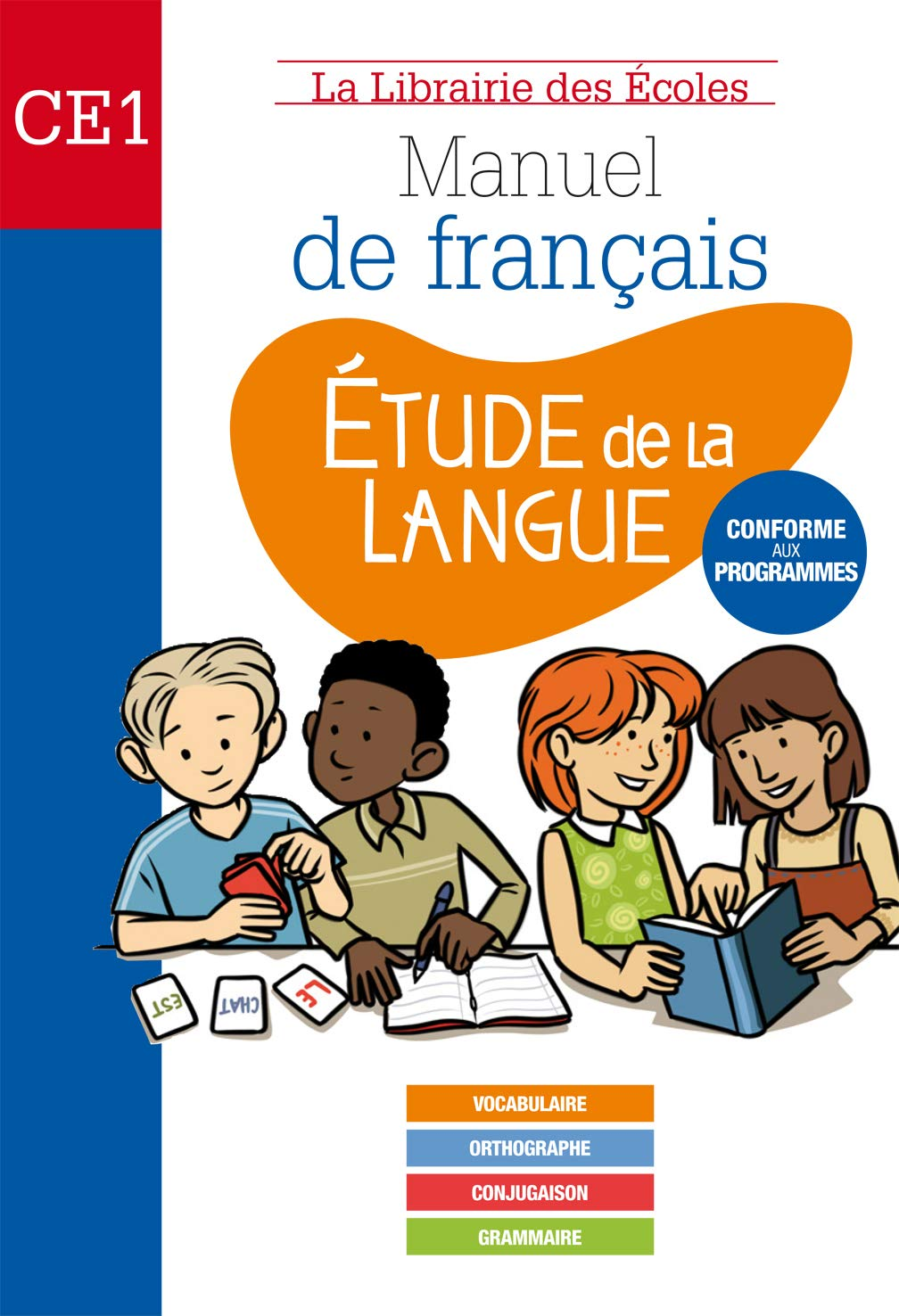 Amazon.fr   Manuel de français   Etude de la langue CE40   JAMET ...
