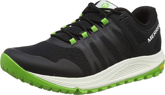 Merrell Nova, Zapatillas de Running para Asfalto Hombre: Amazon.es: Zapatos y complementos
