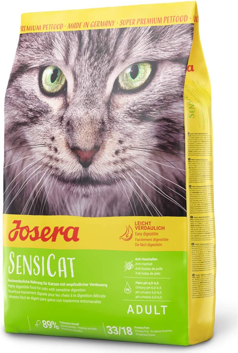 Josera Comida para Gatos 2000 g: Amazon.es: Productos para mascotas