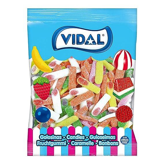 Picadedos surtidos – Bolsa de 1500 g – Vidal Golosinas