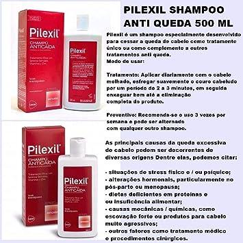Pilexil Hair-loss Shampoo 500 Ml.