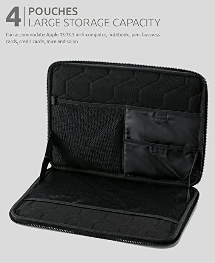 d65c9926d9b5 Nacuwa 11-13.5 Inch Hard Laptop case