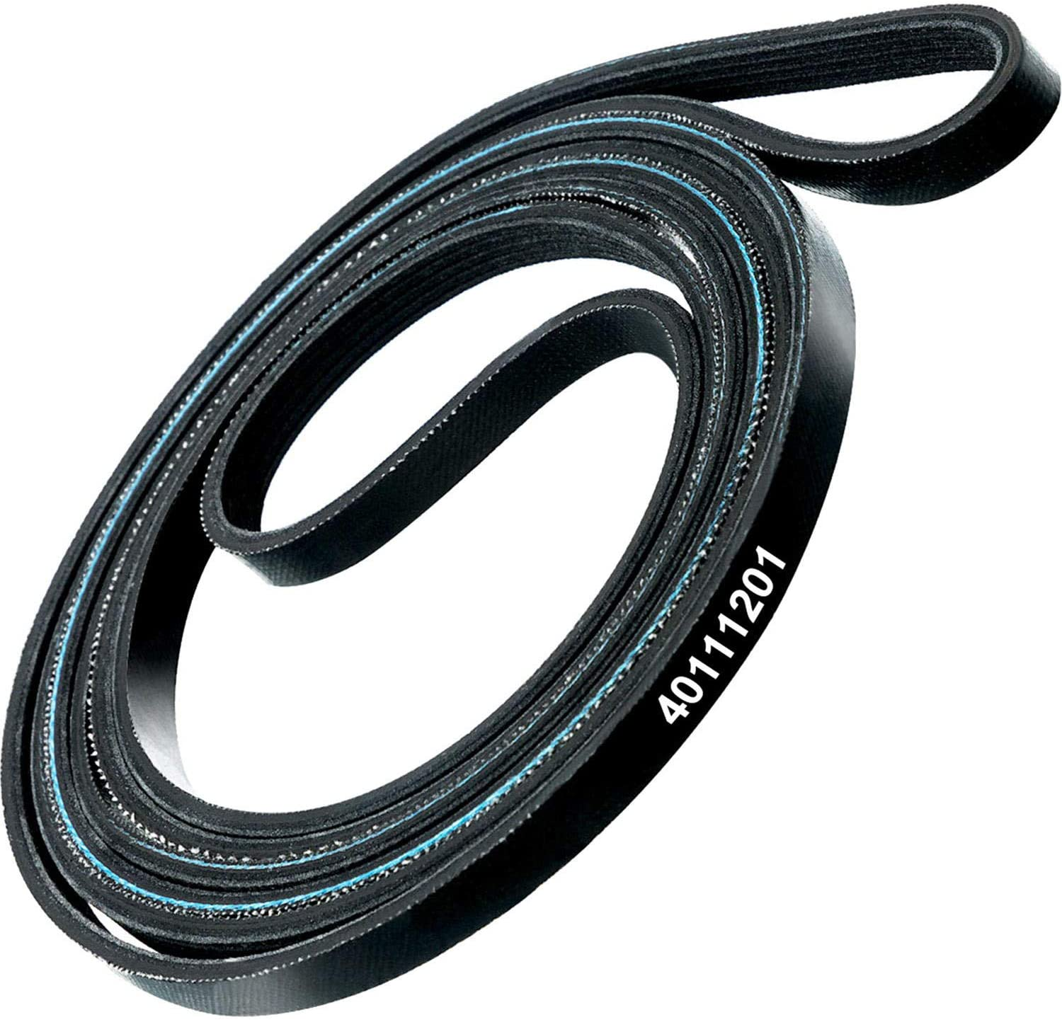 40111201 Dryer Drum Belt Compatible with Maytag, Amana, Admiral Dryers, Replace for WP40111201, AP6009126, 14218936, 40051501