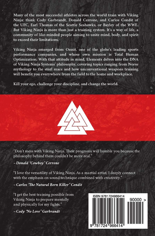Viking Ninja Elements: Kill Your Ego, Challenge Your ...