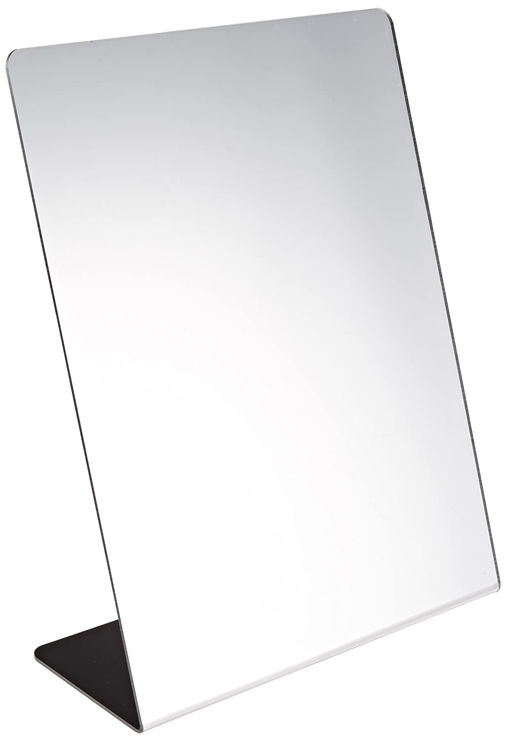 Sax Free-Standing and Single-Sided Self-Portrait Mirror - 8 1/2 x 11 inches