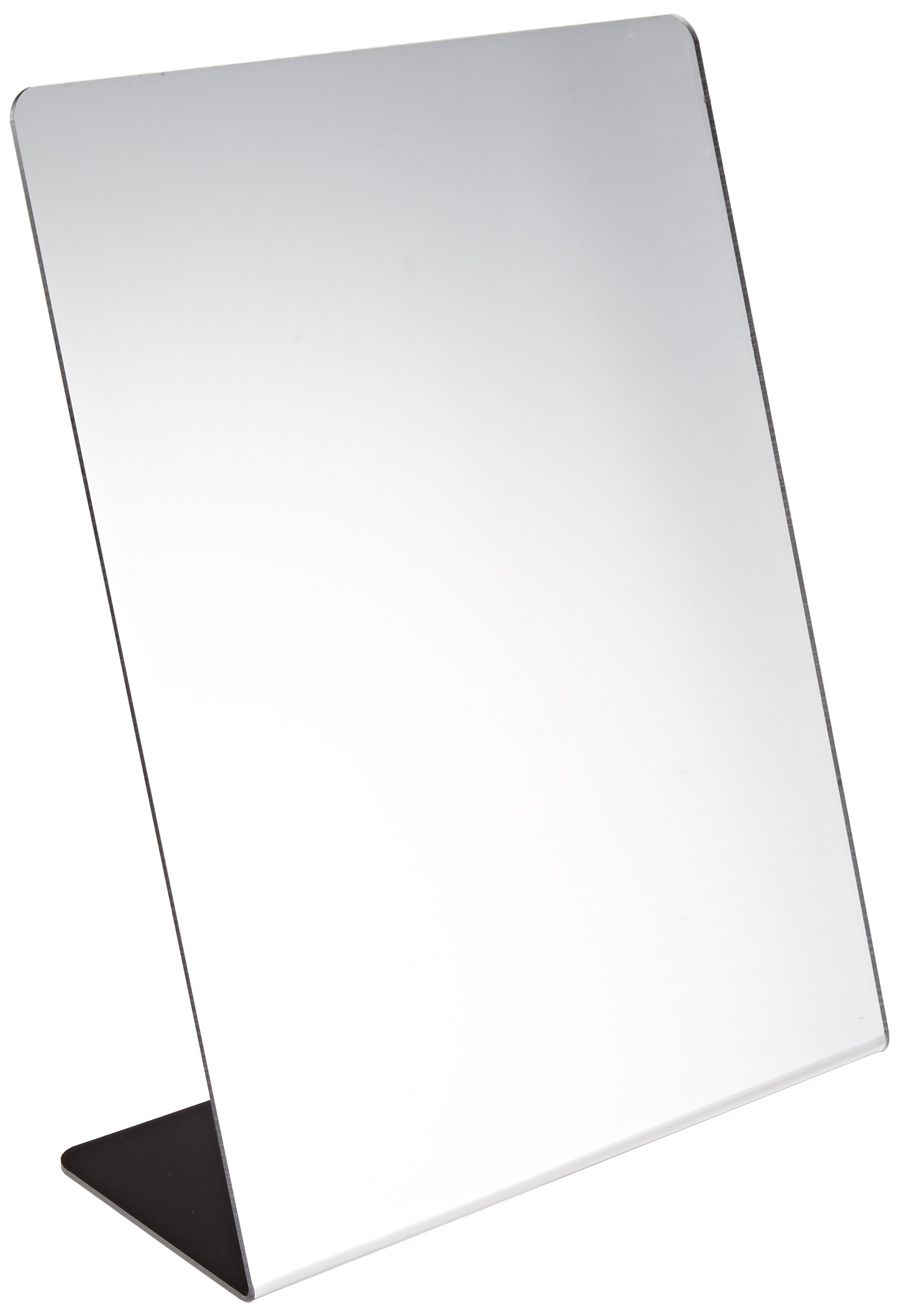 Sax Free-Standing and Single-Sided Self-Portrait Mirror - 8 1/2 x 11 inches by Sax