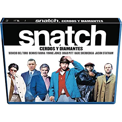 Snatch, Cerdos Y Diamantes - Edición Horizontal [Blu-ray]