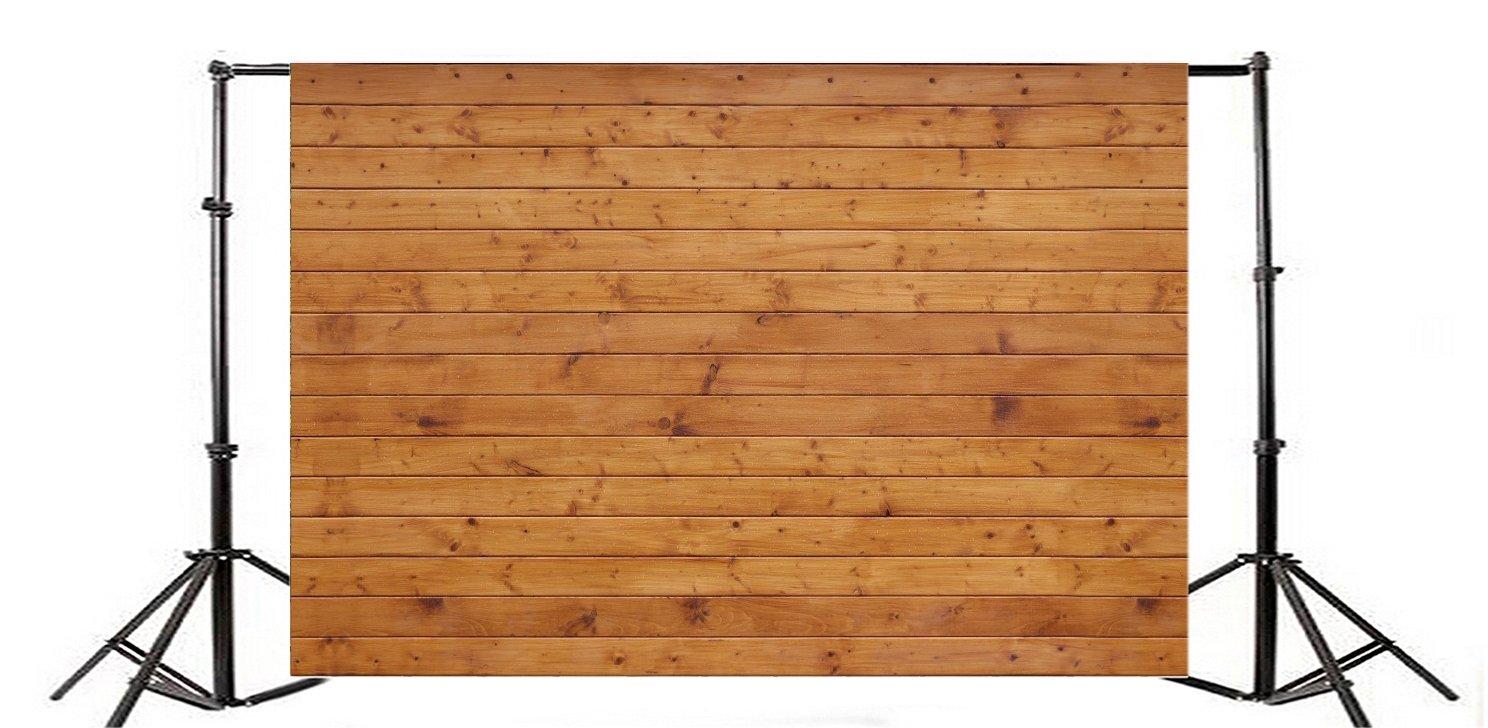 ヴィンテージ木製Backdrops Yeele 7 × 5 ft multi-useビニールボード写真背景紙折り目なし 9×6 FT 9×6 FT 5 B076WRM6LZ
