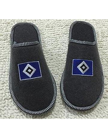 9079899fd99695 Hamburger SV Hausschuhe aus Wollfilz