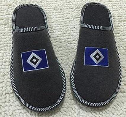 Hamburger SV Hausschuhe aus Wollfilz
