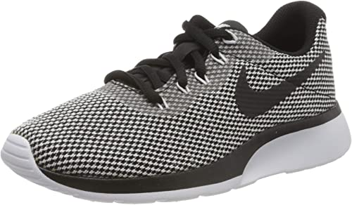 Nike (Nike) Womens Tan Jun Racer Black