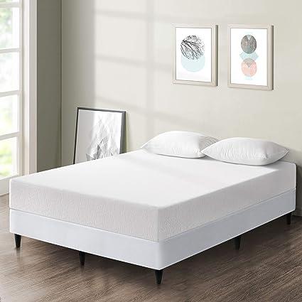 Amazoncom Best Price Mattress 10 Premium Memory Foam Mattress And