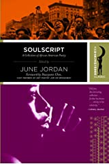 Soulscript: A Collection of Classic African American Poetry (Harlem Moon Classics) Paperback