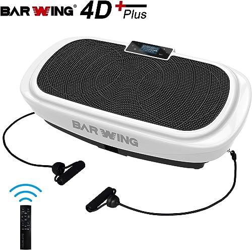 BARWING Vibration Plate Exercise Machine