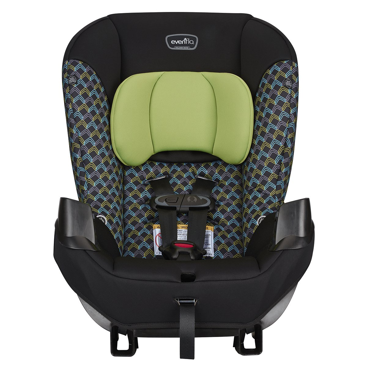 Evenflo 34712143C Sonus Converitible Car Seat, Boomerang Green Evenfo