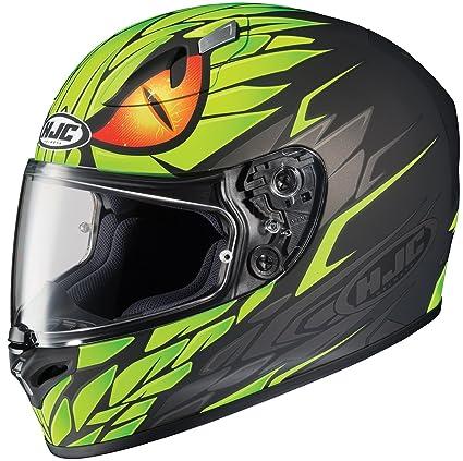 Hjc Fg 17 >> Amazon Com Hjc Fg 17 Mamba Full Face Motorcycle Helmet Mc 4f Xx