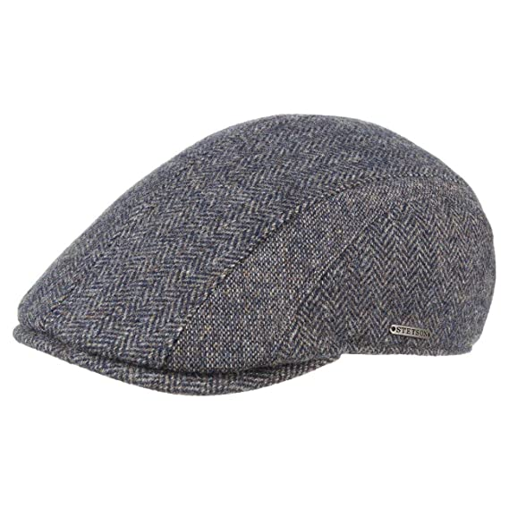 Stetson Manatee Woolrich Gatsby Cap ivy hat flat caps (S (54-55 cm ... 784bf127a78