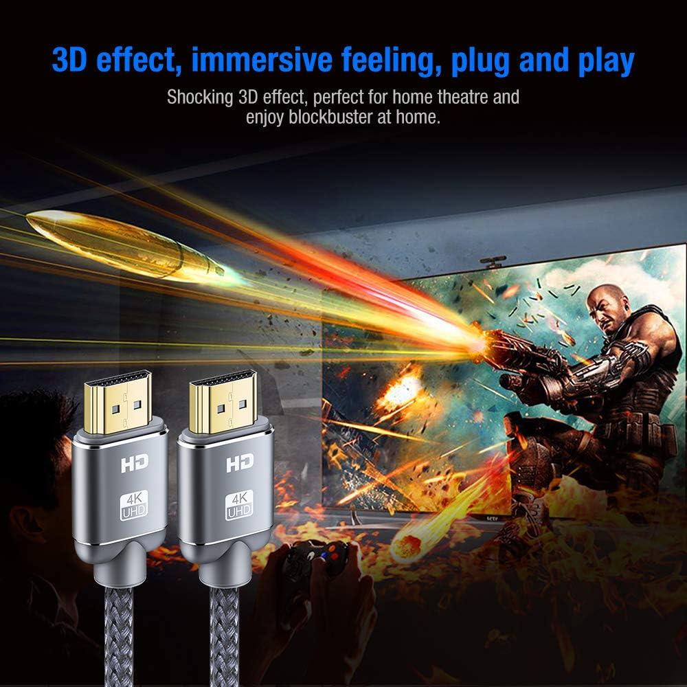 Cavi HDMI 2.0 Ethernet 3D