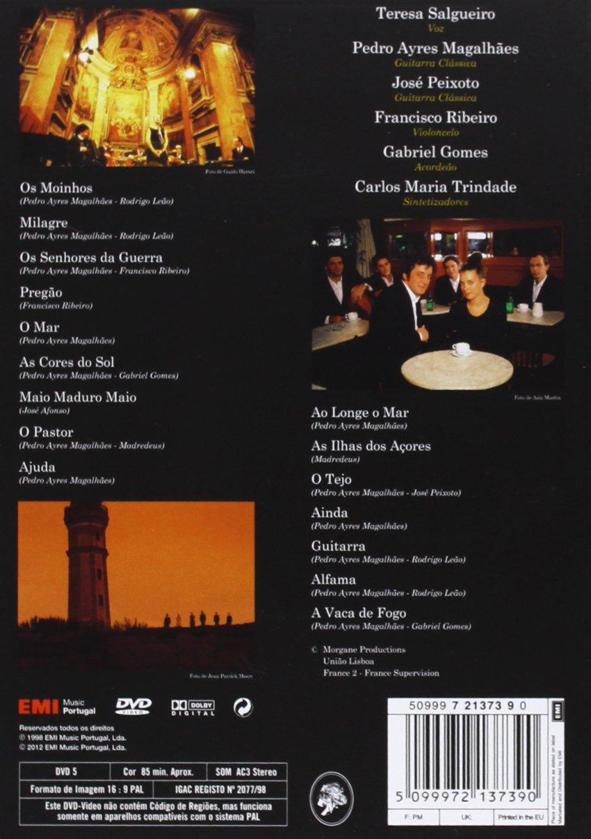 Madredeus - O espirito da paz [Alemania] [DVD]: Amazon.es: Madredeus: Cine y Series TV