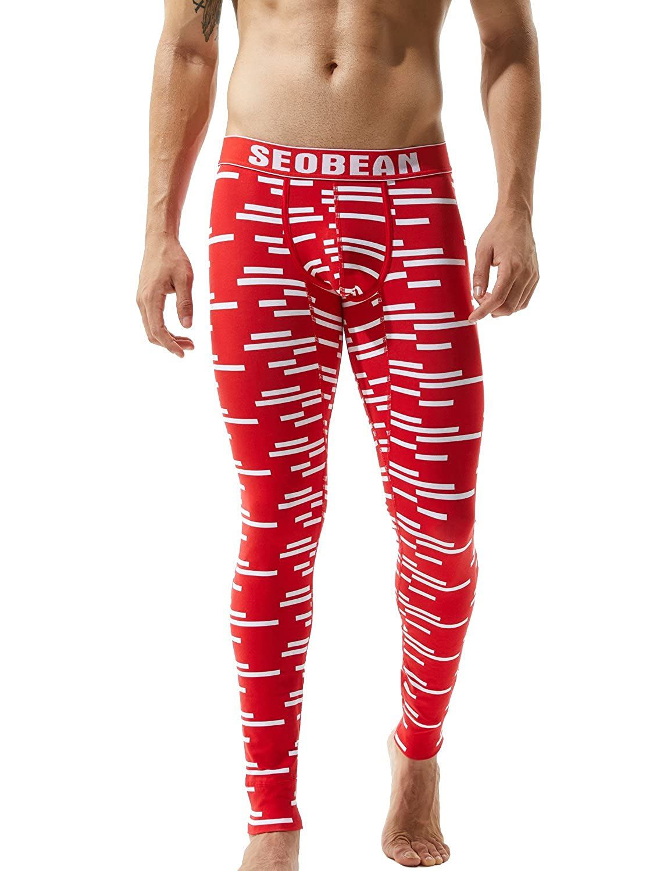 SEOBEAN - Pantaloni Termici - Uomo