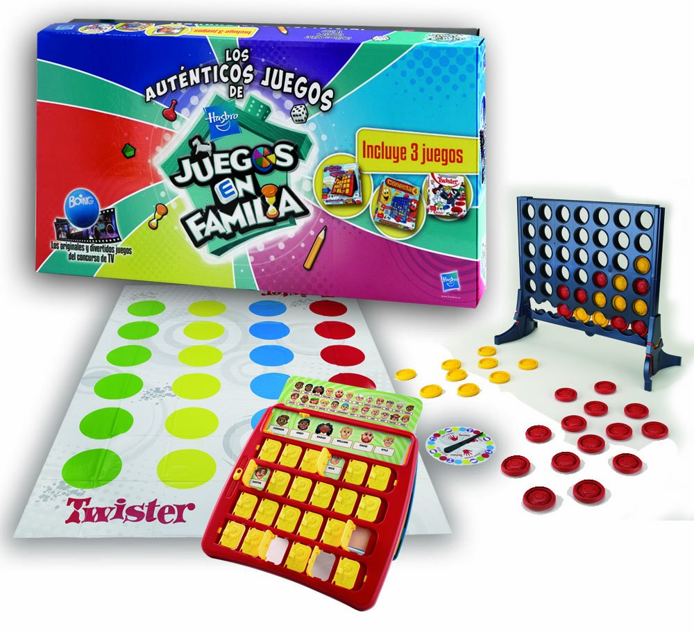 Hasbro Spiele Familie Spiele in Familie The Game a0422500