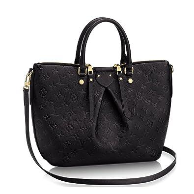 413ed5a4fab3 Authentic Louis Vuitton Mazarine MM Bag Handbag Article M50643 Noir Made in  France  Handbags  Amazon.com