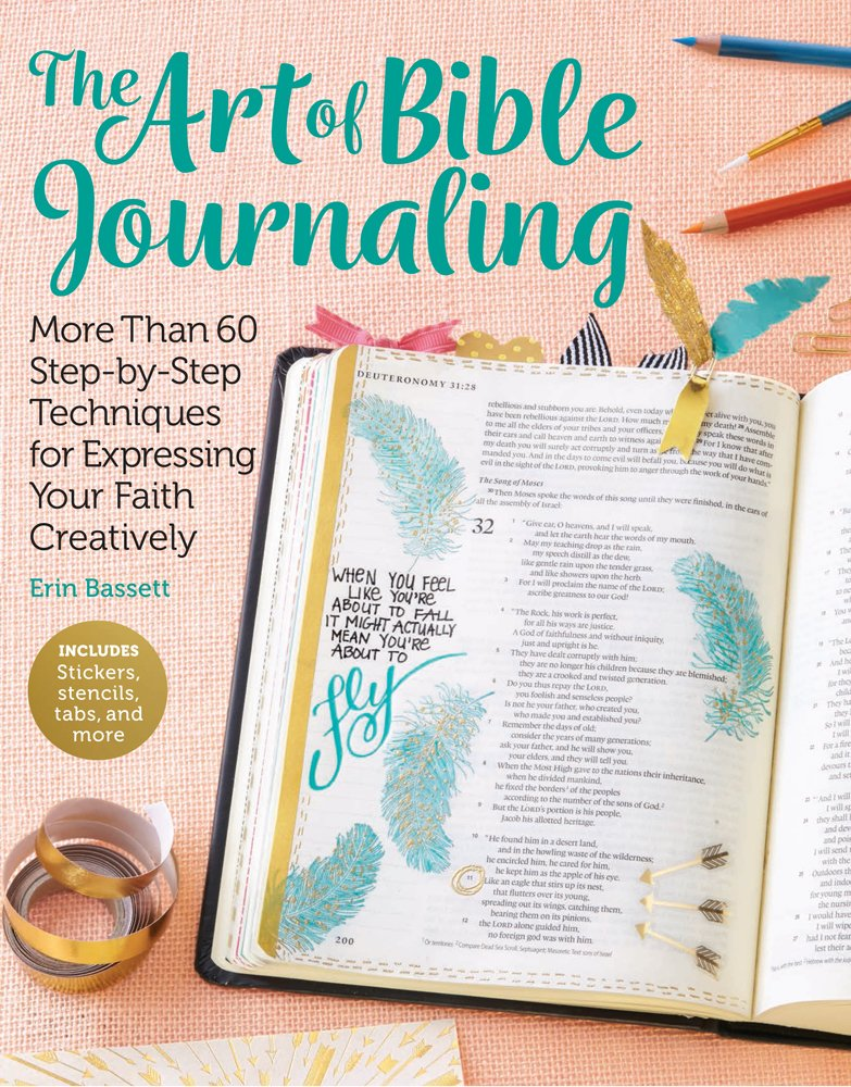Amazon Com The Art Of Bible Journaling More Than 60 Step