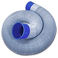 Prest-O-Fit 1-0061 Blueline 10' Ultimate Sewer Hose
