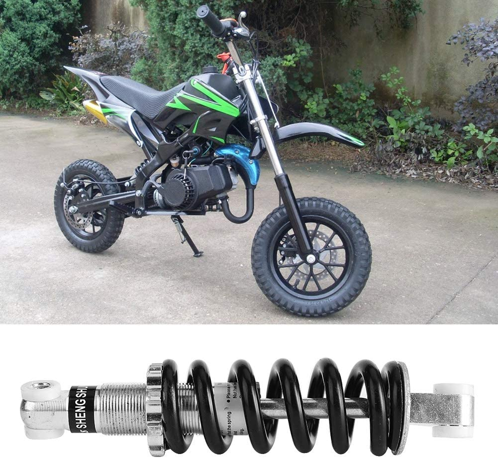 190mm Motorcycle Shock Struts Aluminum Steel Rear Air Suspension Shocks Struts Fit For 2 Stroke Dirt Bike Motorcycle