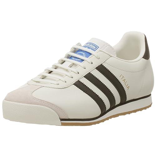 best loved 3b666 48ddc es Eu 40 Sintética Complementos Y Para Italia Amazon Color Zapatillas Adidas  Piel De Talla 38 Azul Zapatos M Beige 23 Hombre Blanco ...