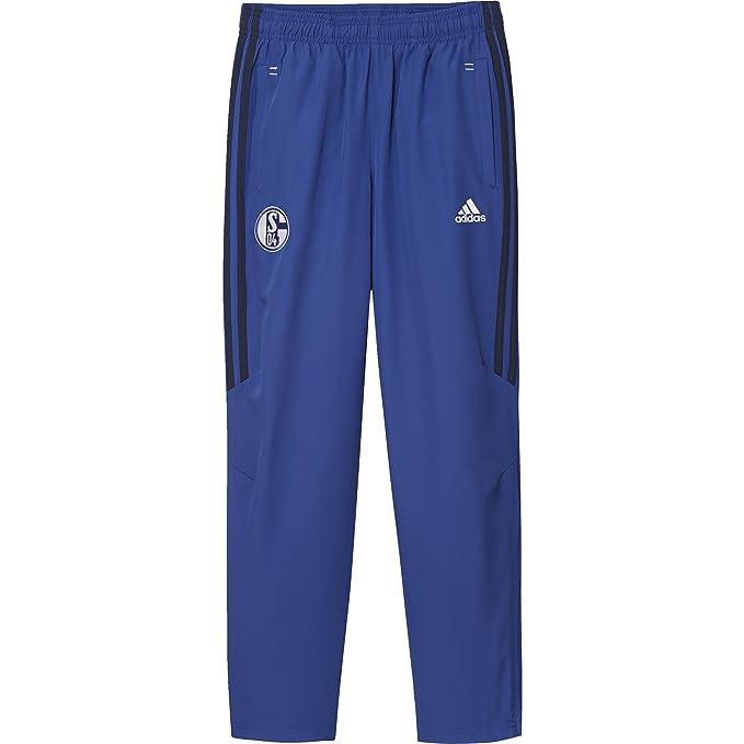 adidas pantaloni blu bambino